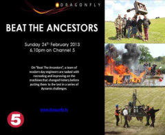 Beat the ancetsors - Channle 5.